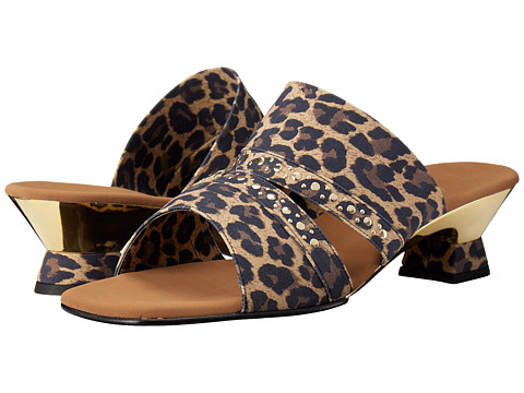 Onex Letty - Leopard/Gold