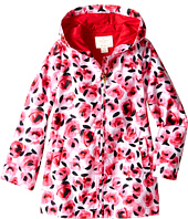Kate Spade New York Kids - Hooded Rose Raincoat (Toddler/Little Kids)