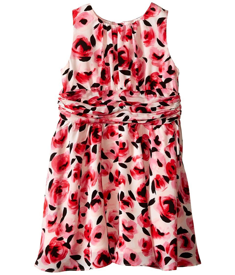 Kate Spade New York Kids Rose Dress Toddler/Little Kids Rosebud Girls Dress