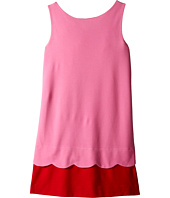 Kate Spade New York Kids - Bow Back Scallop Dress (Big Kids)