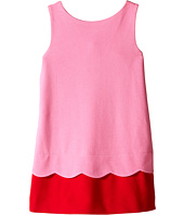 Kate Spade New York Kids - Bow Back Scallop Dress (Toddler/Little Kids)