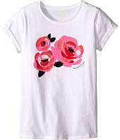 Kate Spade New York Kids - Rose Tee (Big Kids)