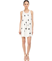 Kate Spade New York - Beaded Crepe Chiffon Chemise