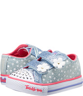 SKECHERS KIDS - Twinkle Toes - Shuffles 10621N Lights (Toddler/Little Kid)