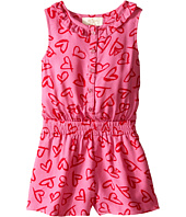 Kate Spade New York Kids - Heart Romper (Toddler/Little Kids)