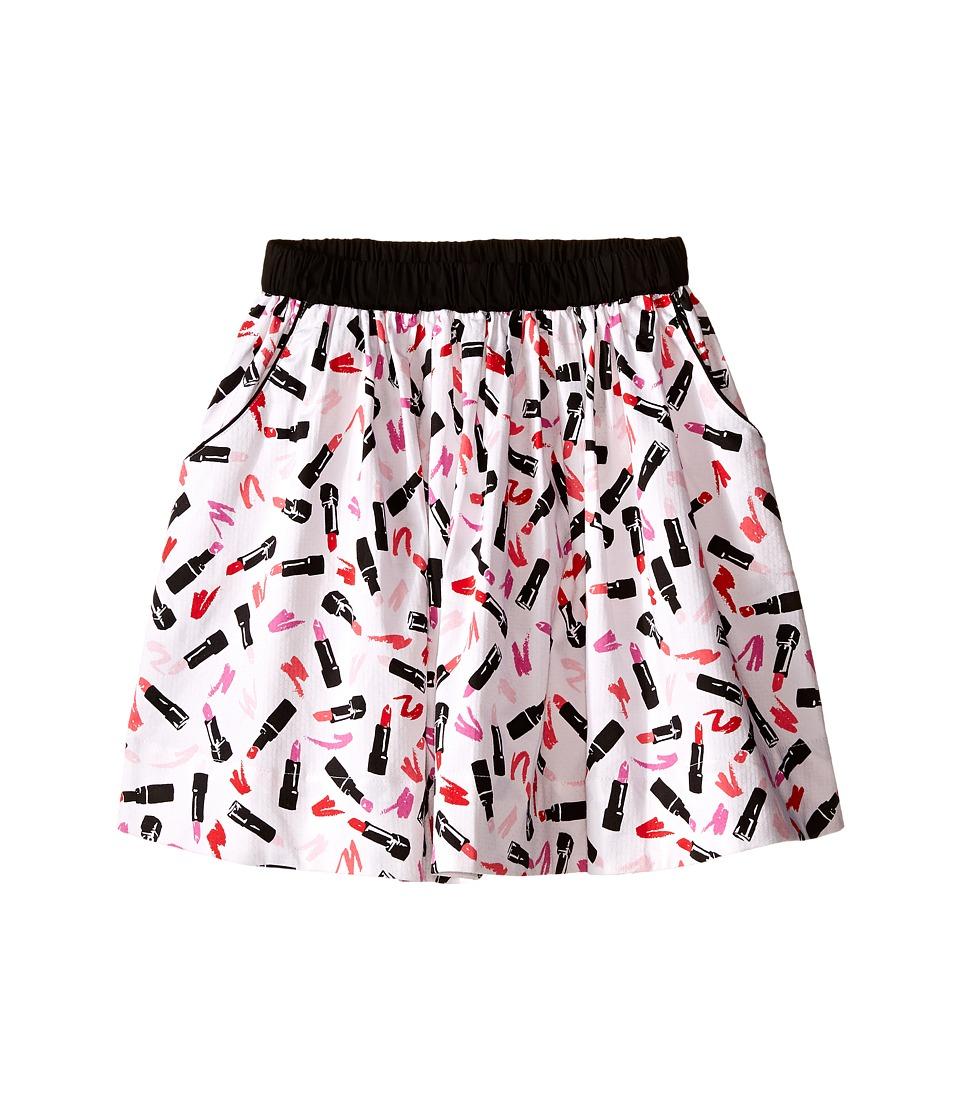 Kate Spade New York Kids Lipstick Skirt Big Kids Lipstick Girls Skirt