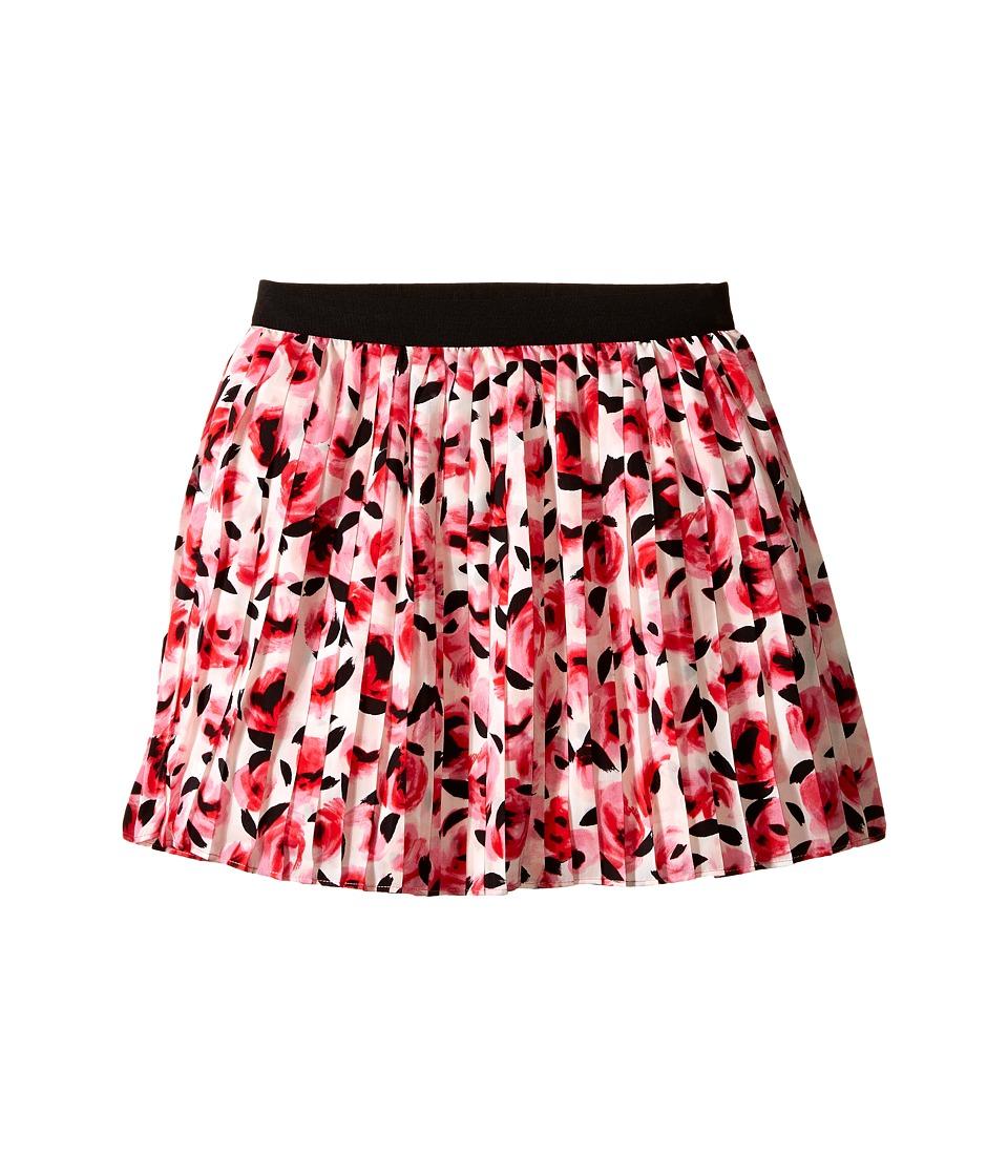 Kate Spade New York Kids Pleated Skirt Big Kids Rosebud Girls Skirt