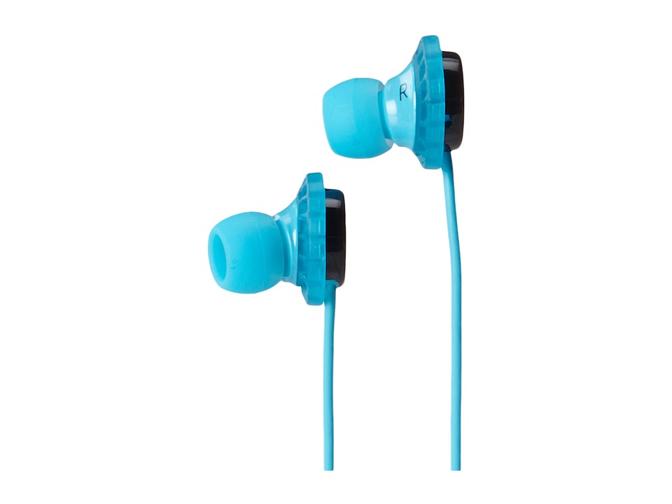 SOL Republic Relays Sport Single Button Horizon Blue Headphones