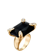GUESS - Prong Set Faceted Stone Ring