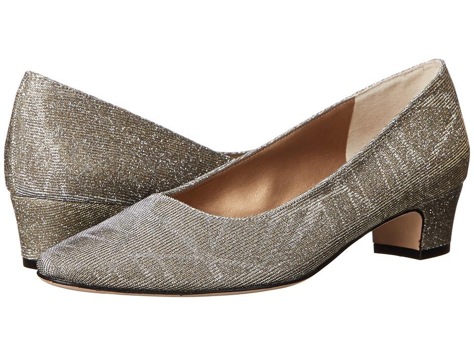Vaneli Astyr Platinum Nizza Womens 1 2 inch heel Shoes
