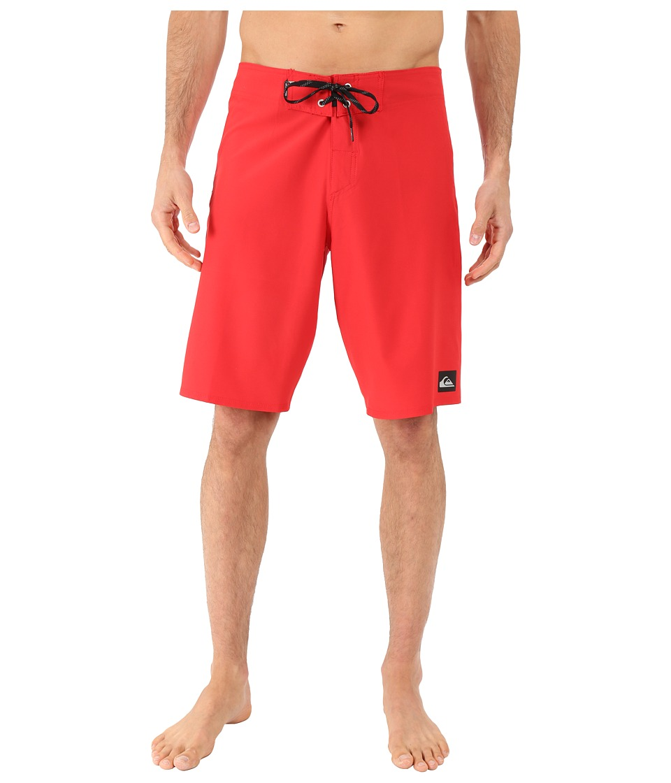 Quiksilver Everyday Kaimana 21 Boardshorts (Quik Red) Men
