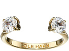 Cole Haan CZ Open Stone Ring