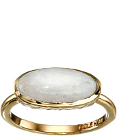 Cole Haan - Basket Weave Oval Semi Precious Ring
