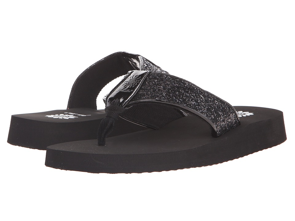 Yellow Box - Carolina (Black) Women's Sandals