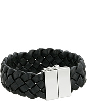 Cole Haan - Braided Leather Bracelet
