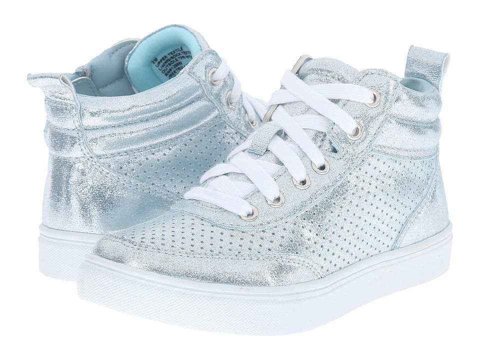 Steve Madden Kids Jbeetrix Little Kid/Big Kid Silver Girls Shoes