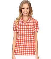 Lacoste - Short Sleeve Gingham Polo