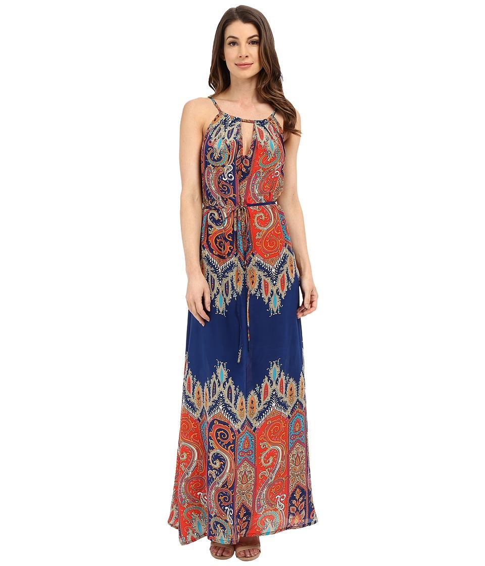 Tolani Stefani Maxi Dress Paisley Womens Dress
