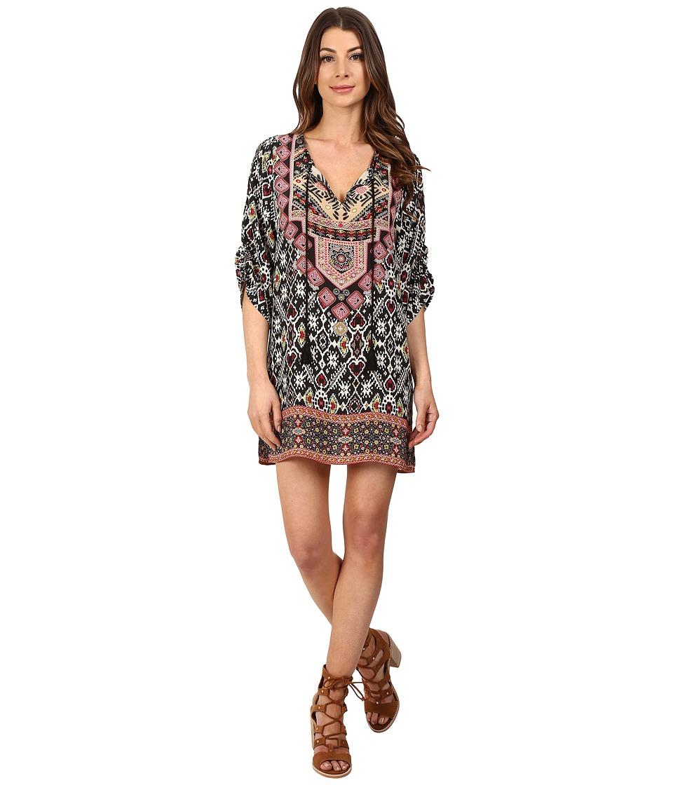 Tolani Sasha Tunic Dress Raven Womens Dress