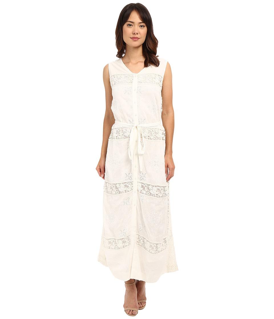 Tolani Amanda Lace Maxi Dress Ivory Womens Dress