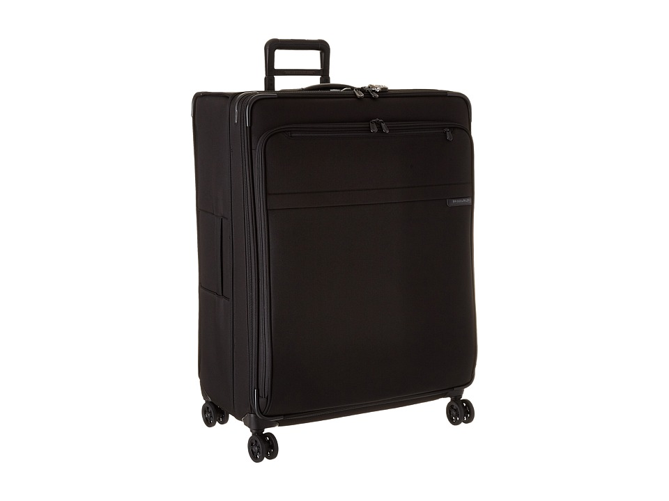 Briggs & Riley - Baseline - Extra Large Expandable Spinner (Black) Luggage