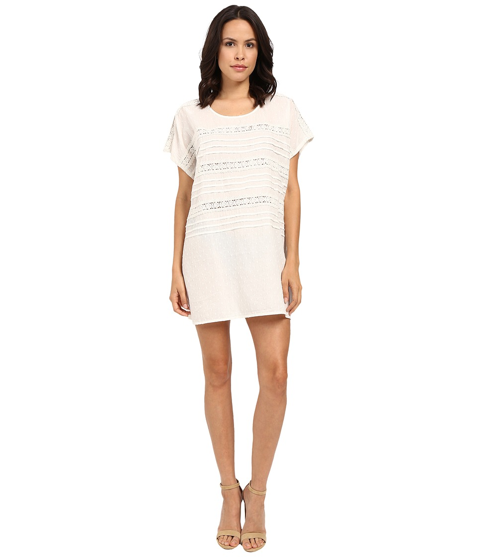 Tolani Tiffany Opt 3 Tunic Dress Ivory Womens Dress