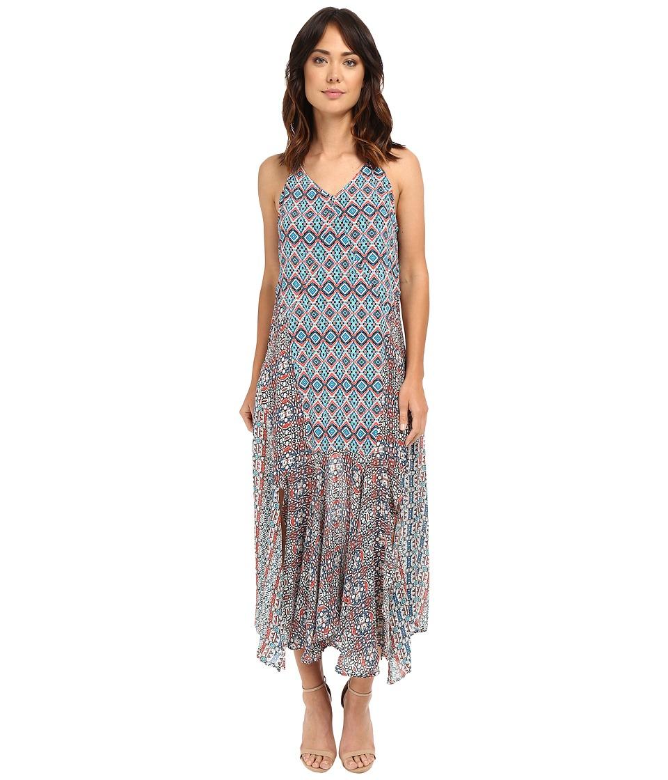 Tolani Vanessa Maxi Dress Navajo Womens Dress