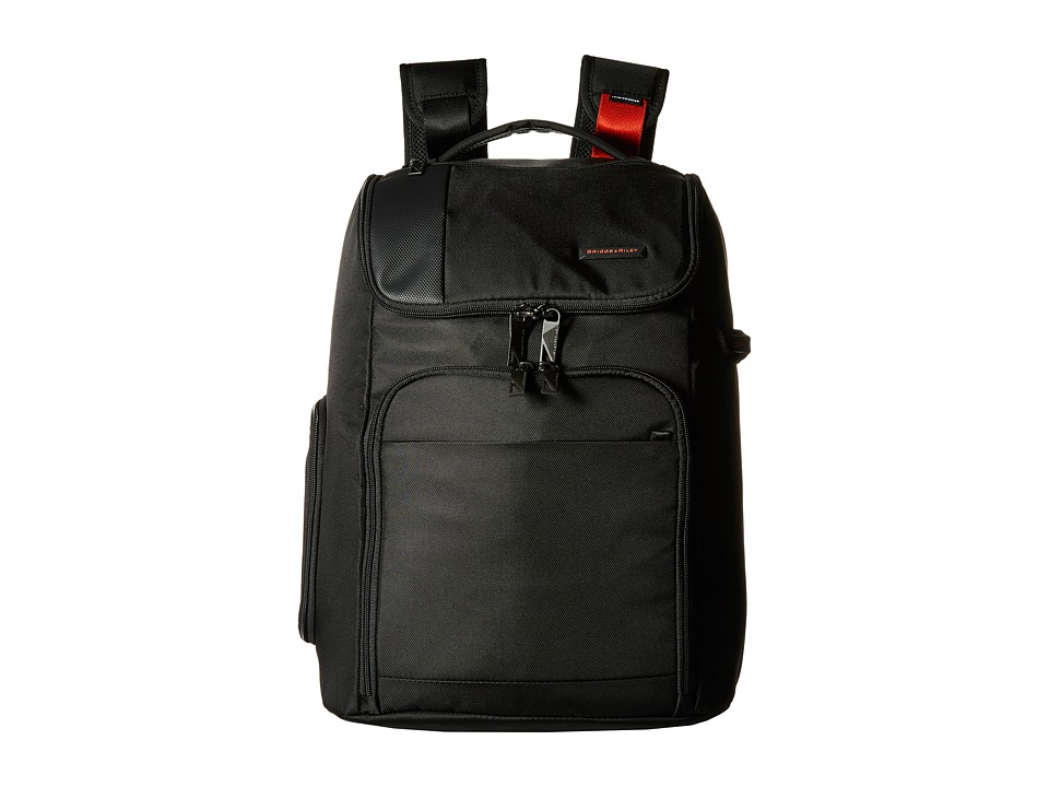Briggs & Riley - Verb Advance Backpack (Black) Backpack Bags
