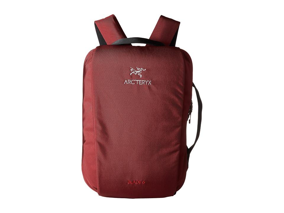 Arc'Teryx Blade 6 Backpack (Aramon) Backpack Bags