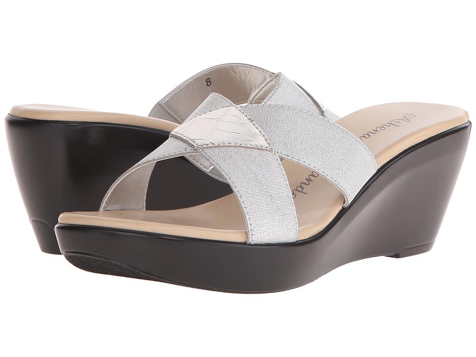 Athena Alexander Benadet Silver Womens Sandals