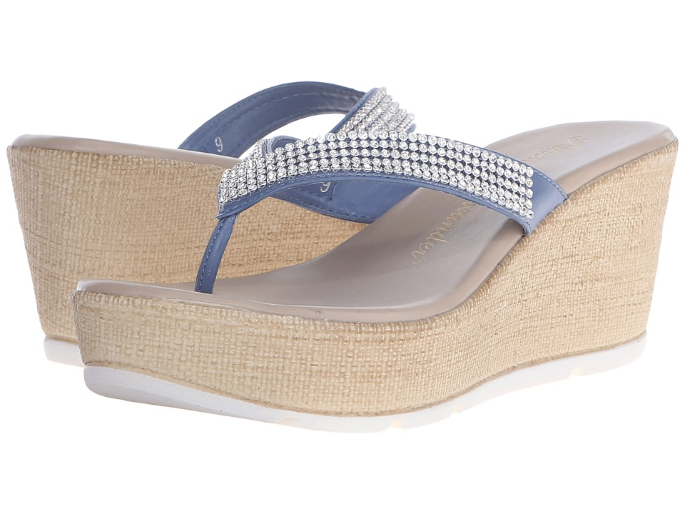 Athena Alexander Bambi Blue Womens Sandals