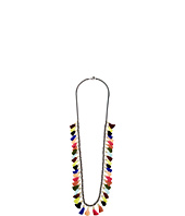 French Connection - Drama Tassel Necklace