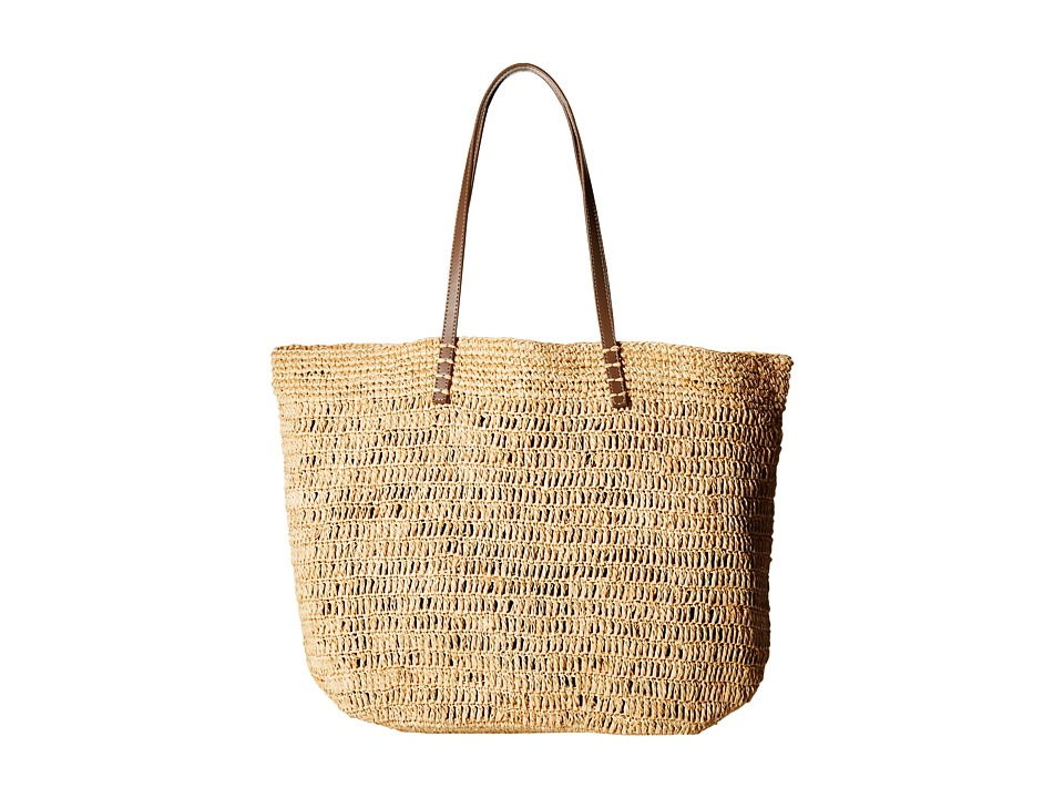 Hat Attack - Ibiza Tote (Natural) Tote Handbags