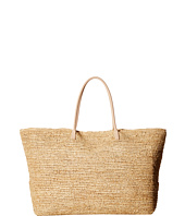Hat Attack - Luxe Tote with Vachetta Handles