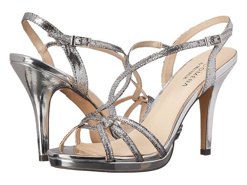 Menbur Nicotiana Silver Womens Shoes
