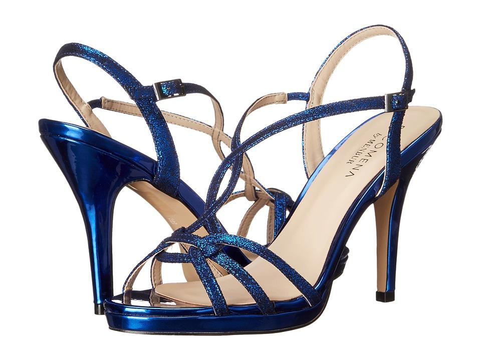 Menbur Nicotiana Blue Womens Shoes