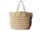 Twisted Stripe Tote