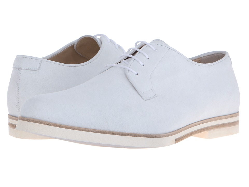 Mr. Hare Bux White Mens Shoes