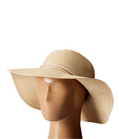Hat Attack - Fine Braid Sunhat with Tubular Cord Trim