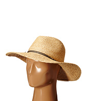 Hat Attack - Raffia Braid Continental with Narrow Cord Trim