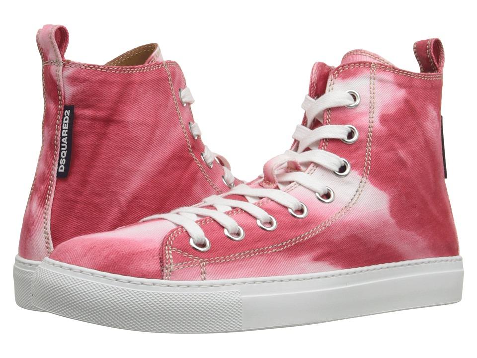 DSQUARED2 - S16SN125-768-5096 (Mattone) Mens Shoes