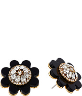Kate Spade New York - Shadow Blossoms Statement Studs Earrings