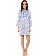Oscar de la Renta - Cotton Sateen Sleepshirt