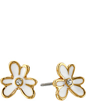 Kate Spade New York - Pansy Blossoms Mini Studs Earrings