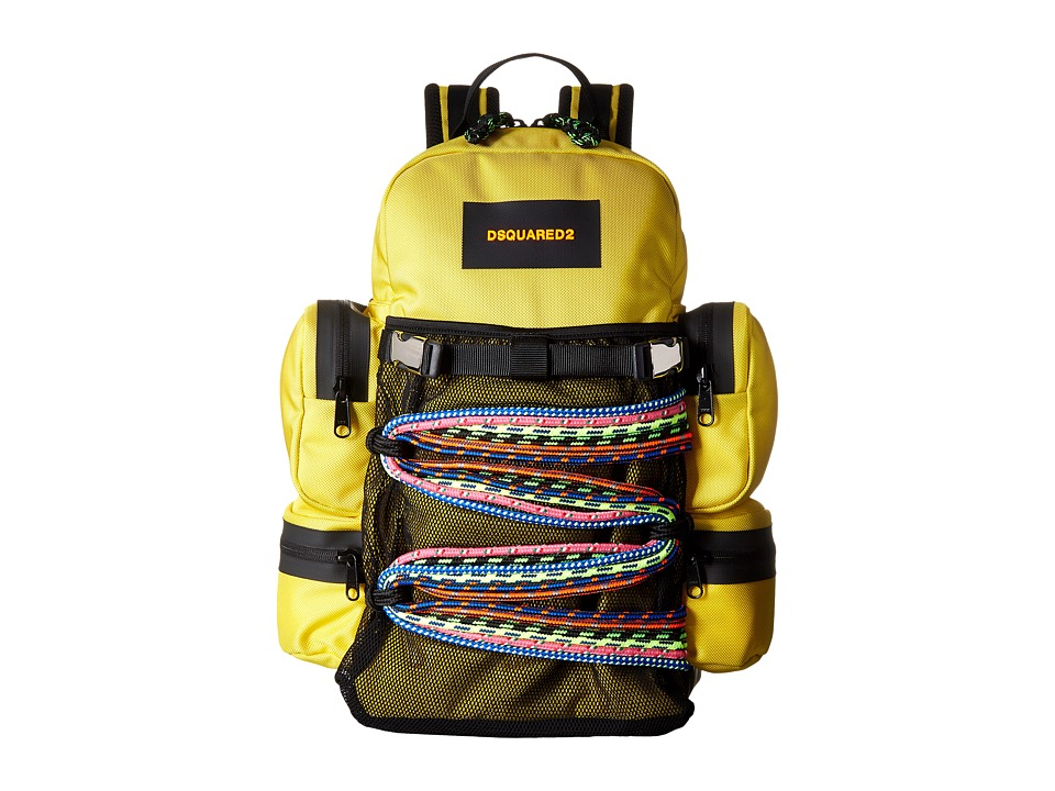 DSQUARED2 S16BP1004 748 M037 Multicolor Backpack Bags