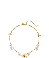Kate Spade New York - Pansy Blossoms Short Scatter Necklace