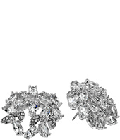 Kate Spade New York - Crystal Ivy Statement Stud Earrings