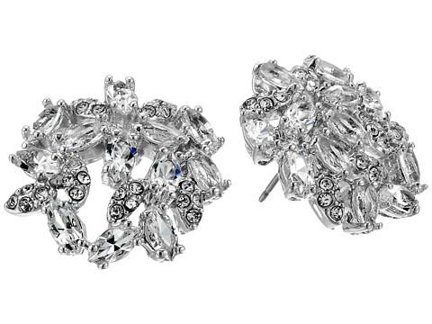 Kate Spade New York Crystal Ivy Statement Stud Earrings