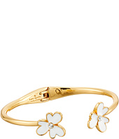 Kate Spade New York - Pansy Blossoms Thin Cuff Bracelet