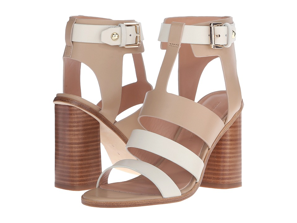 Sigerson Morrison - Coria (Cream/Sand Leather) Women